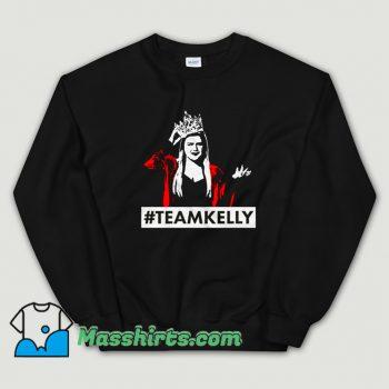 Original Hastage Team Kelly Clarkson Sweatshirt