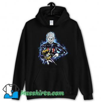 Cool Hell Proposition Wedding Ring Hoodie Streetwear