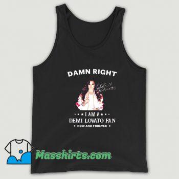 Cool I Am A Demi Lovato Tank Top