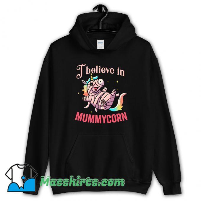 Original I Believe In Mummycorn Hoodie Streetwear