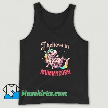 I Believe In Mummycorn Tank Top