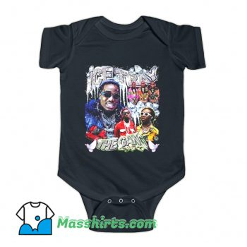 Ice Tray Migos Music Hip Hop Baby Onesie