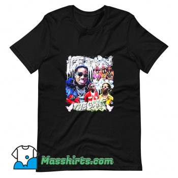 Ice Tray Migos Music Hip Hop T Shirt Design