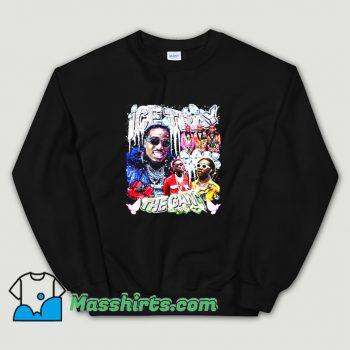 Cool Ice Tray Migos Music Hip Hop Sweatshirt