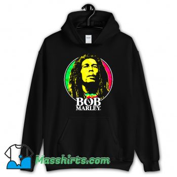 Funny Jamaican Singer Bob Marley Hoodie Streetwear