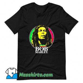 Original Jamaican Singer Bob Marley T Shirt Design