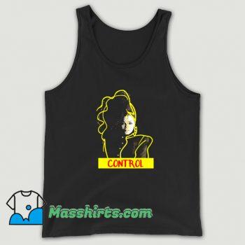 Janet Jackson Control Tank Top