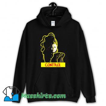Funny Janet Jackson Control Hoodie Streetwear
