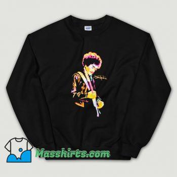 Jimi Hendrix Monterey 1967 Sweatshirt