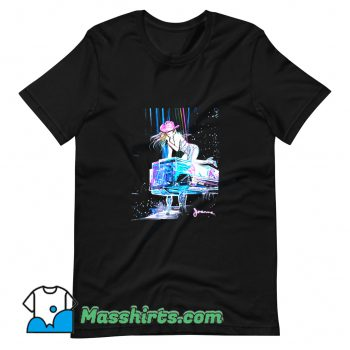 Funny Joanne World Tour Painting T Shirt Design