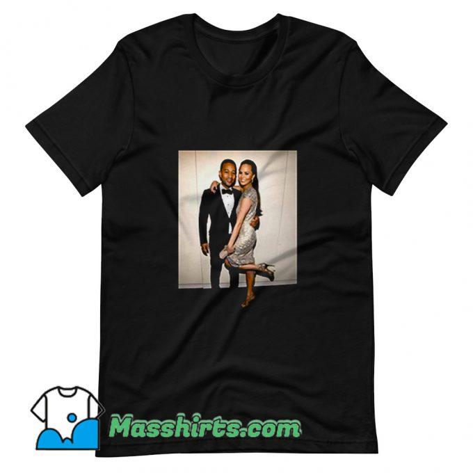 John Legend Music All Of Me T Shirt Design