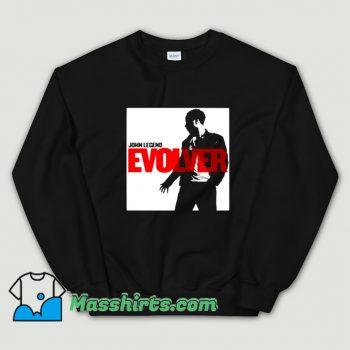 John Legend Evolver Album Sweatshirt On Sale