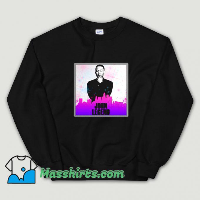 Vintage John Legend Photo 2021 Sweatshirt