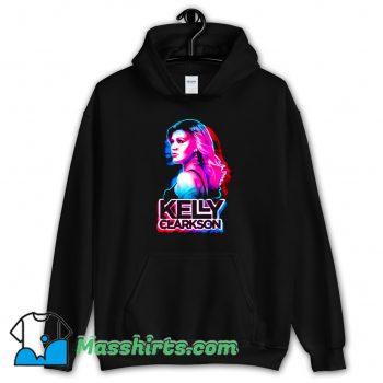 Kelly Clarkson American Singer Hoodie Streetwear