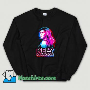 Kelly Clarkson American Singer Sweatshirt