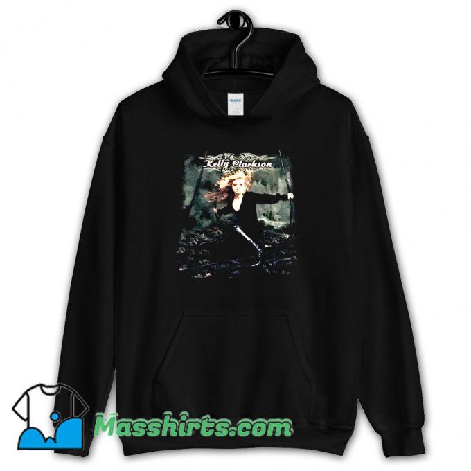 Kelly Clarkson Cover Album Hoodie Streetwear