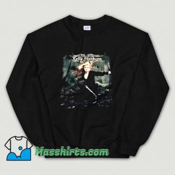 Classic Kelly Clarkson Cover Album Sweatshirt
