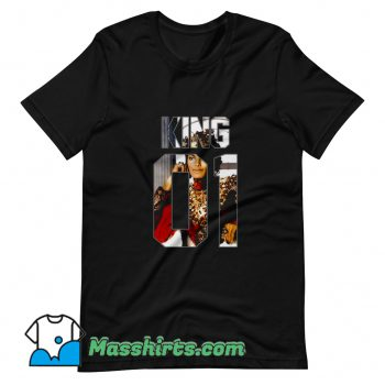 King 01 Michael Jackson T Shirt Design