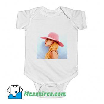 Lady Gaga Joanne Cover Album Baby Onesie
