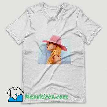 Original Lady Gaga Joanne Cover Album T Shirt Design