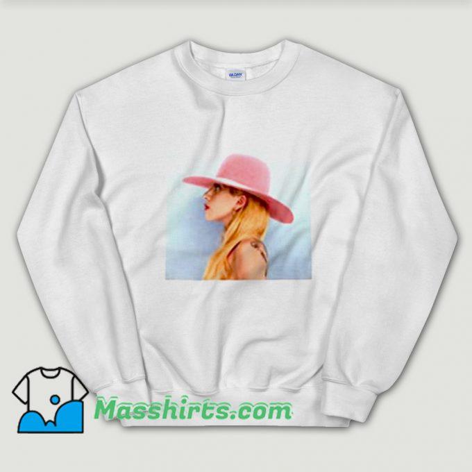 Cool Lady Gaga Joanne Cover Album Sweatshirt