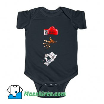 Legends Are 4Ever Michael Jackson Baby Onesie