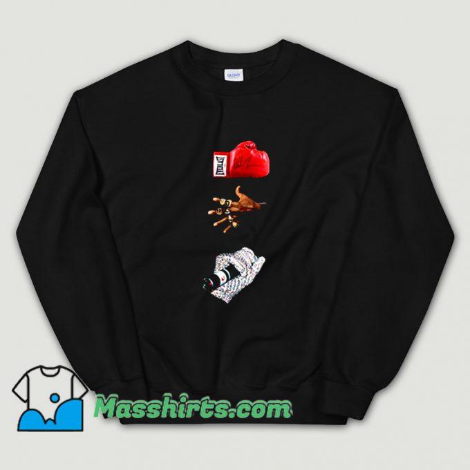 Legends Are 4Ever Michael Jackson Sweatshirt