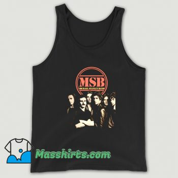 Vintage MSB Michael Stanley band Tank Top