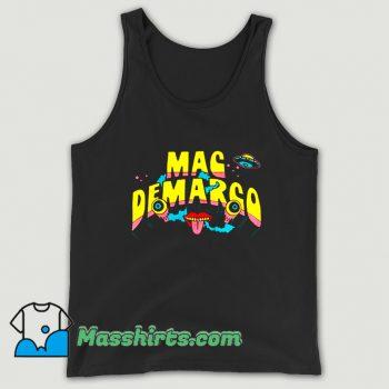 Cheap Mac DeMarco Aesthetic Logo Tank Top