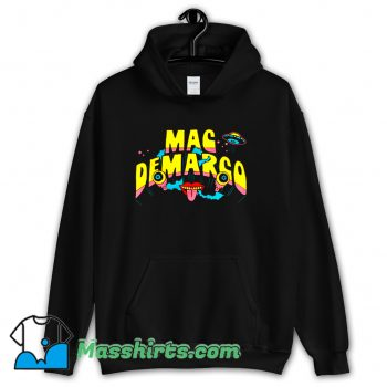 Awesome Mac DeMarco Aesthetic Logo Hoodie Streetwear