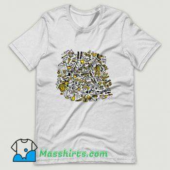 Classic Mac DeMarco The Old Dog T Shirt Design