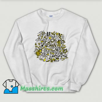 Vintage Mac DeMarco The Old Dog Sweatshirt