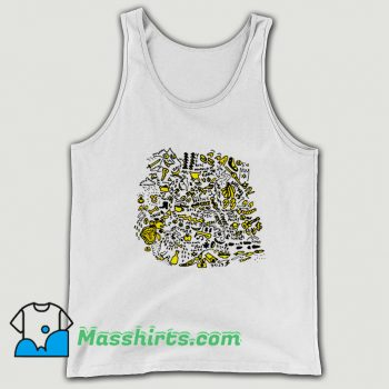 Funny Mac DeMarco The Old Dog Tank Top