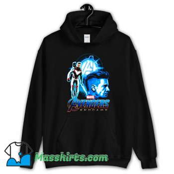 Marvel Avengers Endgame Hawkeye Hoodie Streetwear