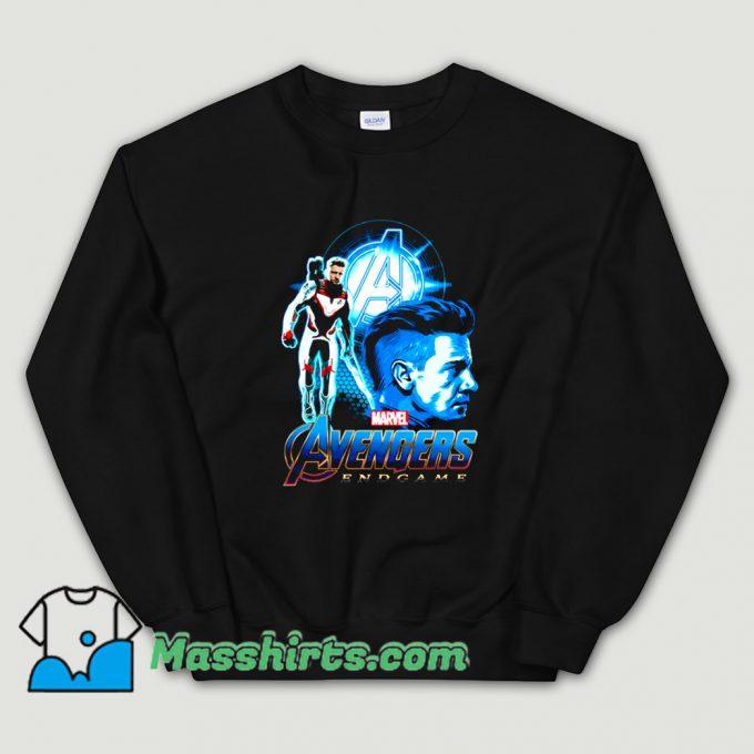 Marvel Avengers Endgame Hawkeye Sweatshirt