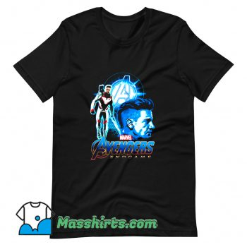 Marvel Avengers Endgame Hawkeye T Shirt Design