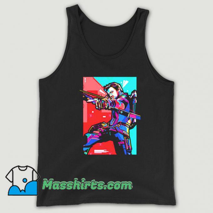 Cheap Marvel Hero The Avengers Tank Top