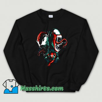 Vintage Marvel Spider Man Venom Sweatshirt