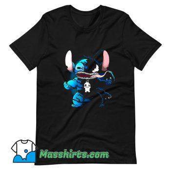 Marvel Superhero Venom Stitch T Shirt Design