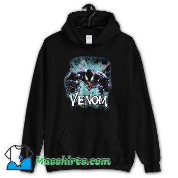 Marvel Venom From Down Under Face To Face Hoodie Streetwear