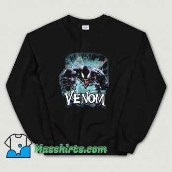 Venom From Down Under Face To Face Sweatshirt