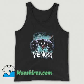 Marvel Venom From Down Under Face To Face Tank Top