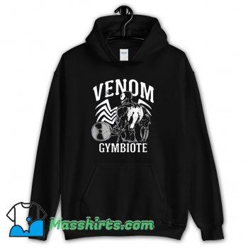 Marvel Venom Gymbiote Workout Hoodie Streetwear