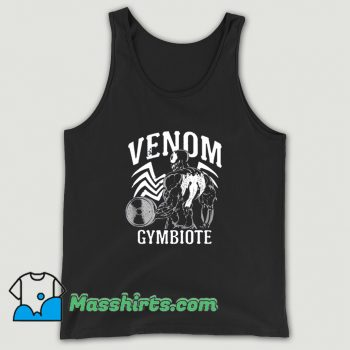 Marvel Venom Gymbiote Workout Tank Top