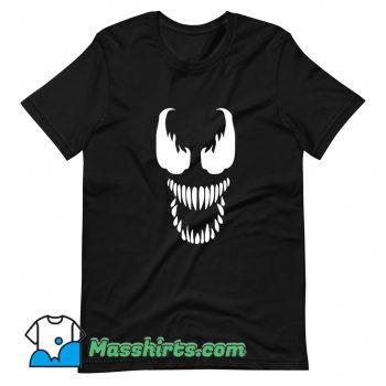 Marvel Venom Spider Man Comics T Shirt Design