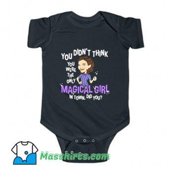 Marvel WandaVision Magical Girl Baby Onesie