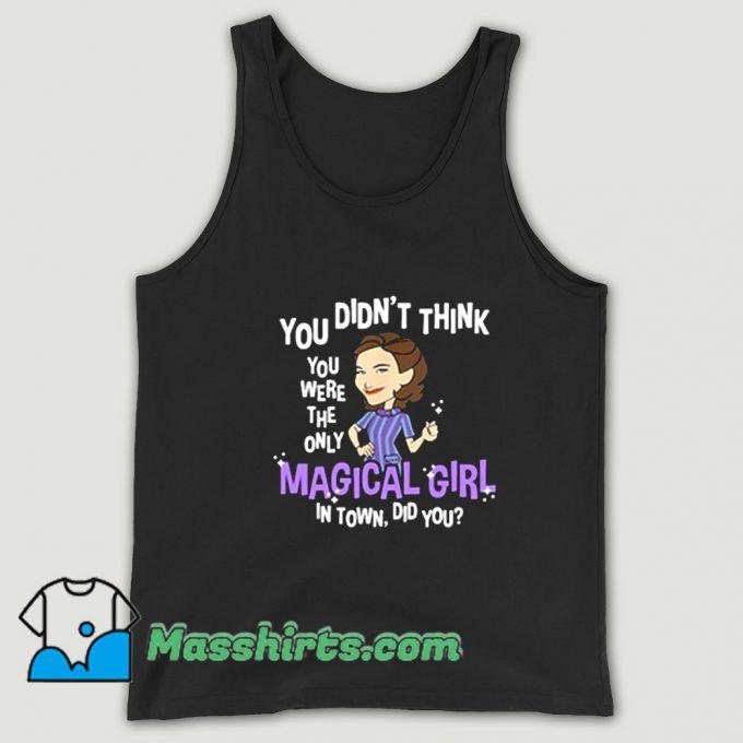 Marvel WandaVision Magical Girl Tank Top