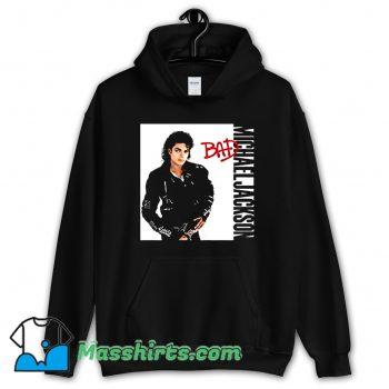 Michael Jackson Bad Singer Hoodie Streetwear