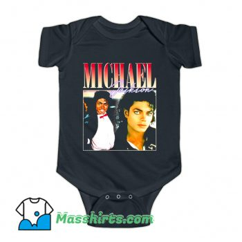 Michael Jackson Photos Baby Onesie