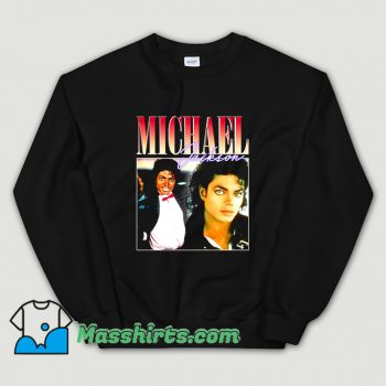 Awesome Michael Jackson Photos Sweatshirt